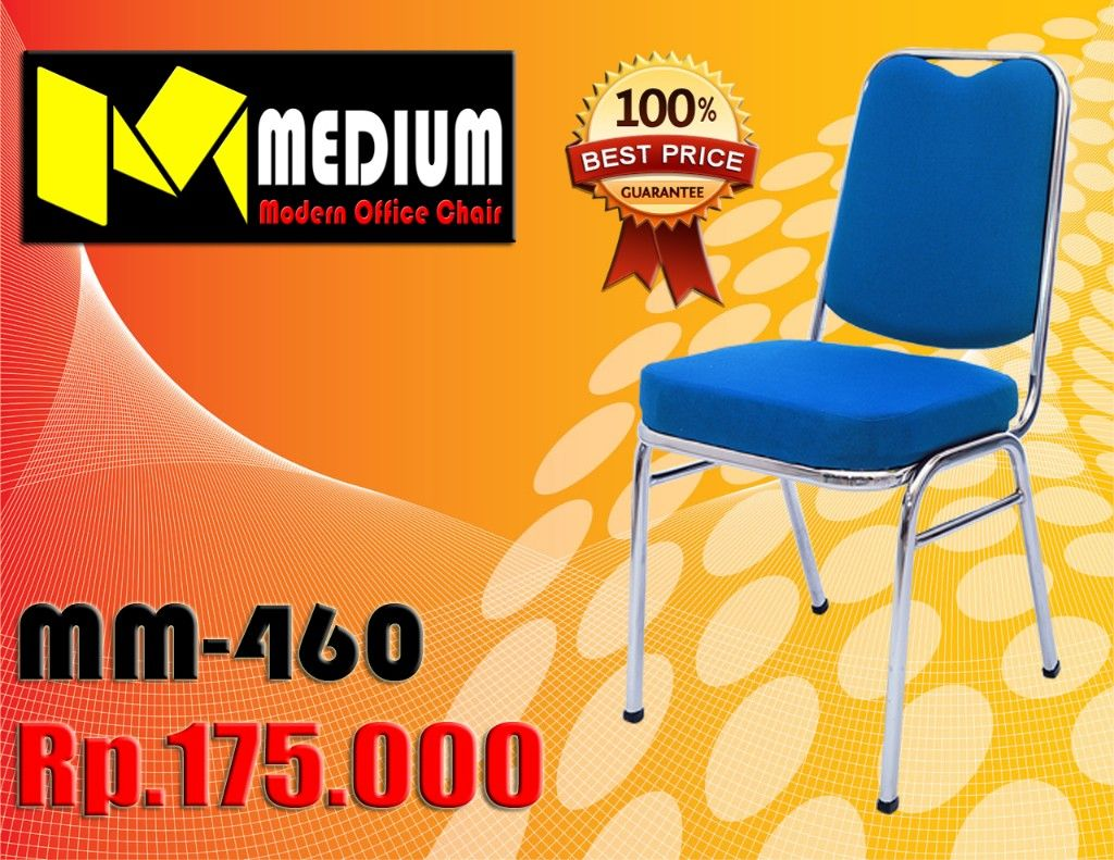 Kursi Susun Medium MM-460