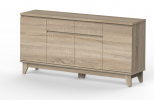 GRAND FURNITURE TORAJA SB 140 (CREDENZA)