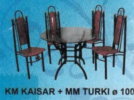KM KAISAR + MM TURKI